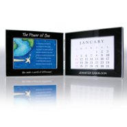 Perpetual Desk Calendar - You Make a World of Difference